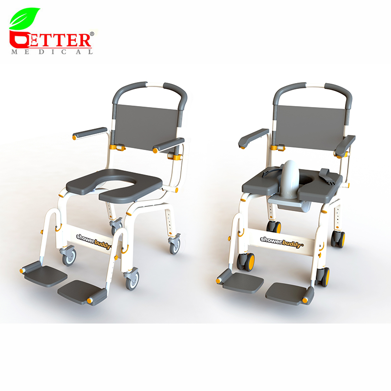 Shower Chair Commode Chair Aluminum Shower Chair Wholesale, Commode ...