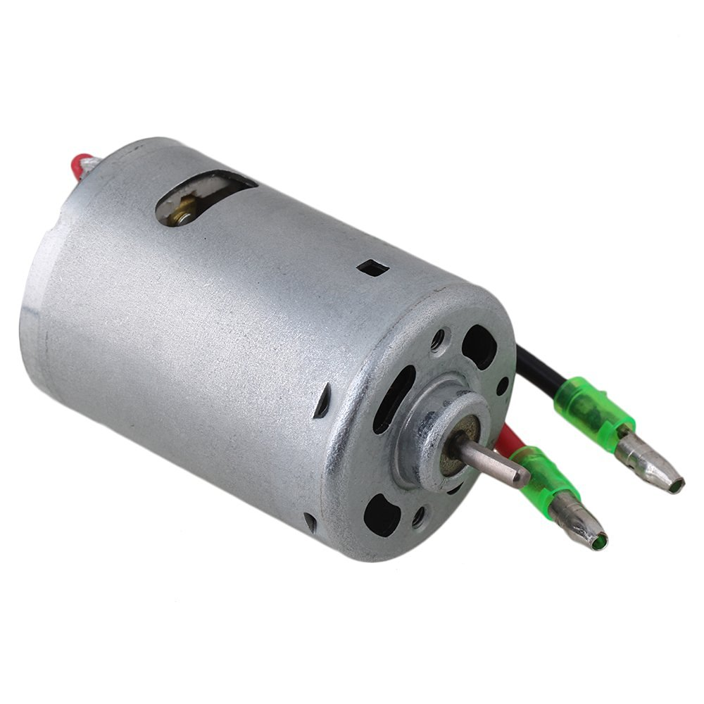 Mxfans Silver High Speed RC1:18 Electric Brushed 540 Engine Iron Motors for WL toys A959 A969 A979 k929 Model Car