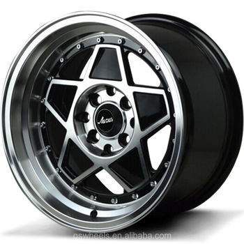 fashion 15 inch alloy wheels 4x100 for sale deep dish. Black Bedroom Furniture Sets. Home Design Ideas