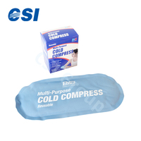 Shoulder gel ice pack hot and cold bags compress therapy products