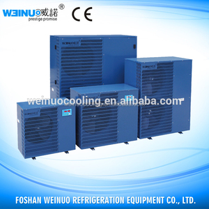 1HP aquarium air fan water chiller