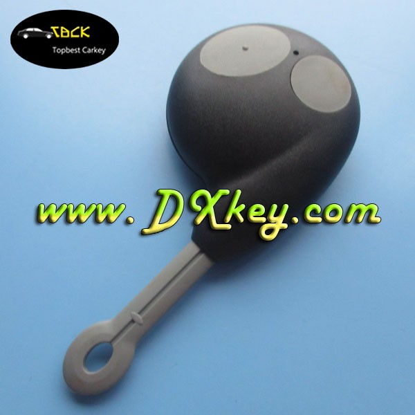 Best Price 2 buttons car key cover for honda key shell Honda key car