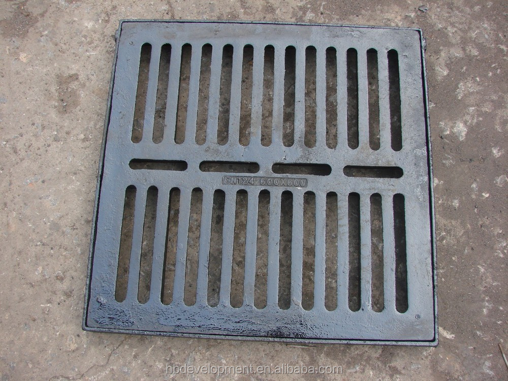 Ductile iron Gratings EN124 C250