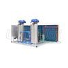 Hot sale high quality and excellent performance slurry ice making machine, one year warranty