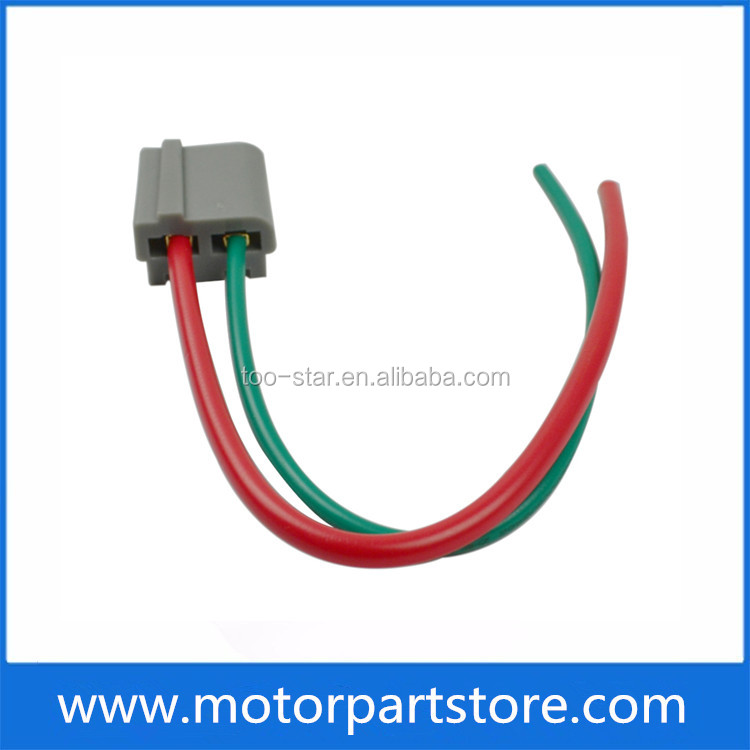 Vehicle Hei Distributor Wire Harness Pigtail Dual 12v Power Tach Connector  170072 For Gm Gmc - Buy Vehicle Hei Distributor Wire Harness