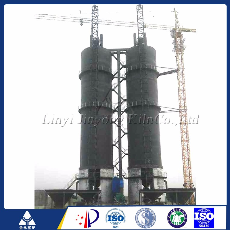 Vertical Shaft Lime Kiln For Calcinating Lime