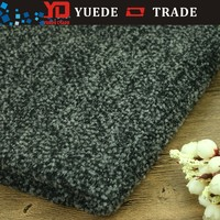 High quality soft touch organic wool fabric manufacturer