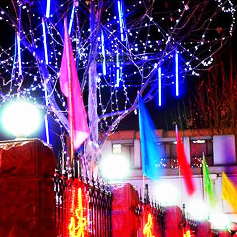 Snow Falling Led Christmas Lights, Snow Falling Led Christmas ...