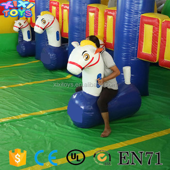 Inflatable Derby Fun Gam Inflatable Horse Racing Game Airtight Inflatable Horse Buy Inflatable Adult Games Horse Race Game Kids Horse Games Product On Alibaba Com