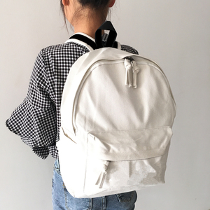 China Suppliers Wholesale Cheap Custom Canvas Backpack With Rope Closure