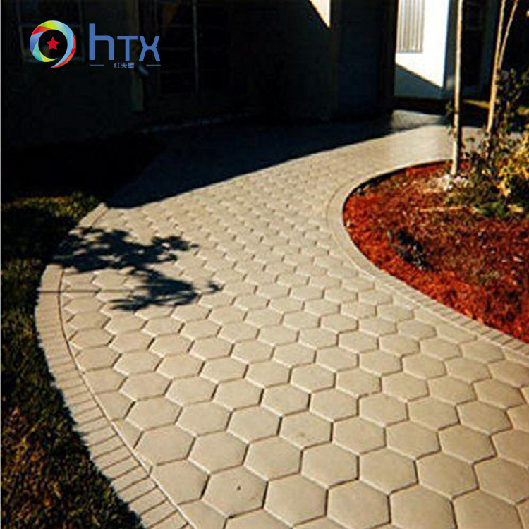 DIY Driveway Garden Pavement Brick Mold Cellular Paving Stone Mold
