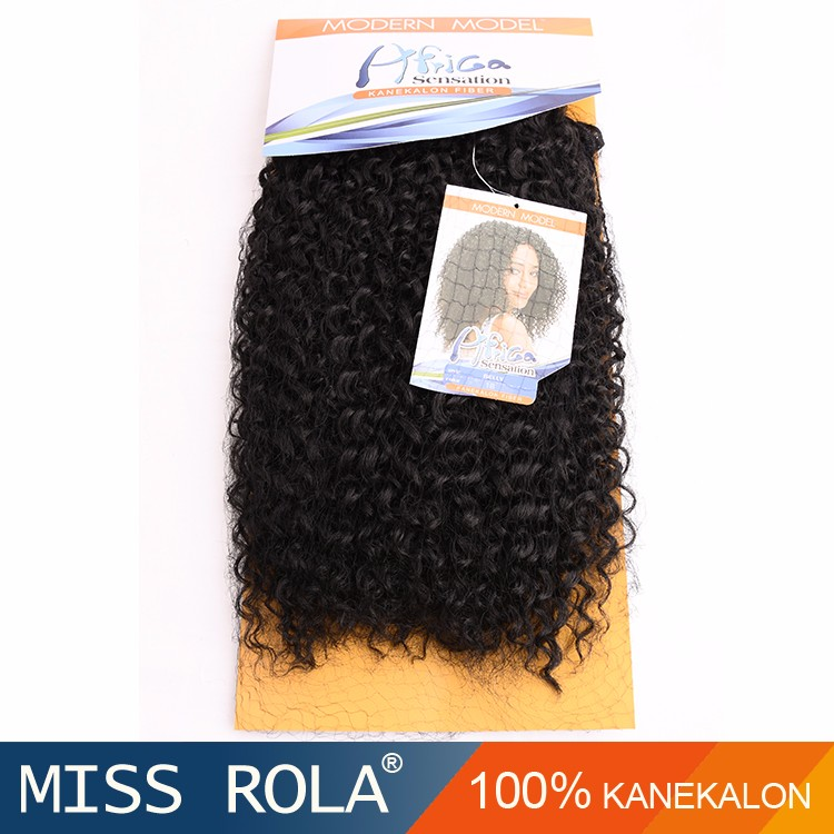Synthetic Fiber Hair Extension Wholesale Hair Extension Suppliers