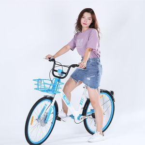 24 inch Aluminum shaft drive city public sharing bicycle with bike sharing system