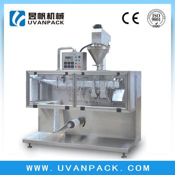 coffee pouch machine