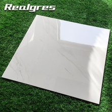 White Porcelain 24x24 And Wall Glossy India Floor Ceramic Tile 1000x1000mm