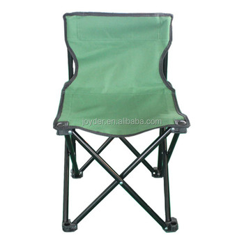 Small Folding Camping Chair Without