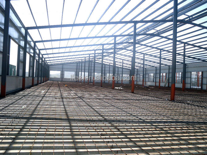Cheap prefab steel structure modular warehouse building
