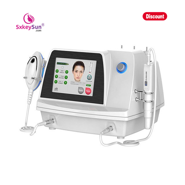 2019 best verkopende producten hoge intensiteit focus ultrasound schoonheid machine gezicht lift machine