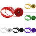 2 Pcs Road Bike Handlebar Strap Non Slip Swathing Band with A Pair of Stuff free