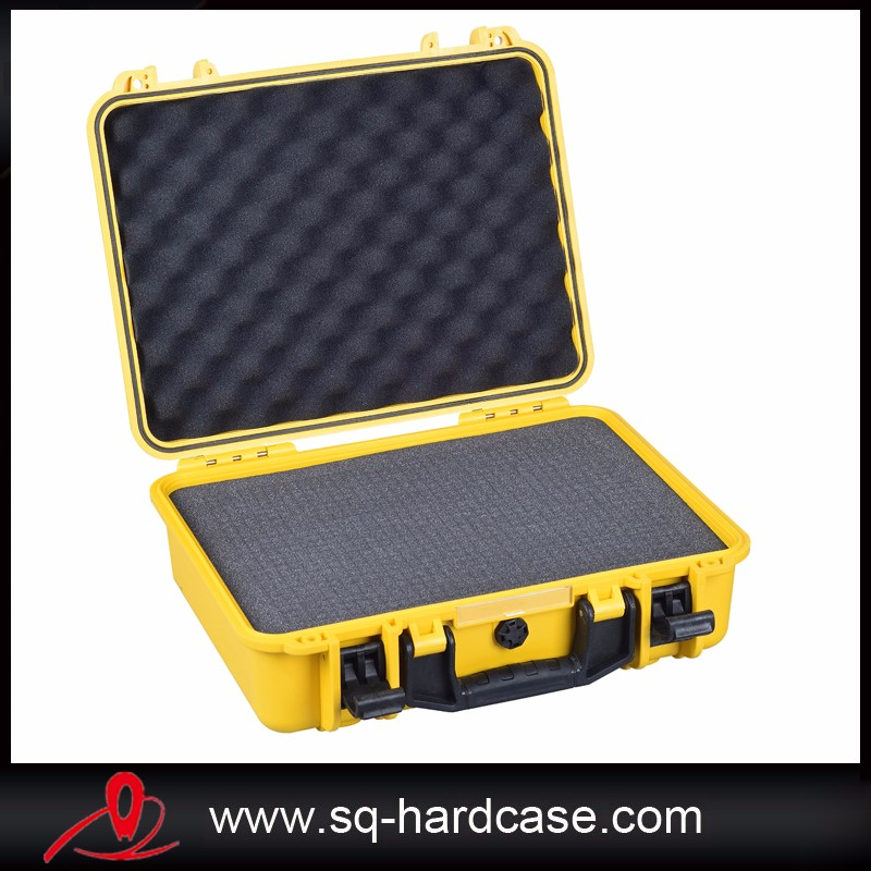 custom design hard plastic flight case with waterproof shockproof