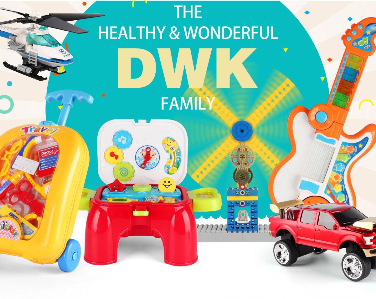 Shantou DWK Toys Co., Ltd. - Educational Toys, RC Toys