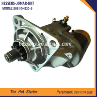 new product automatic generator starter for 6BB1/DH220-5 Starter