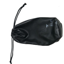 13 * 28CM. PU leather drawstring bag. Tool bag. Factory direct selling customizable LOGO