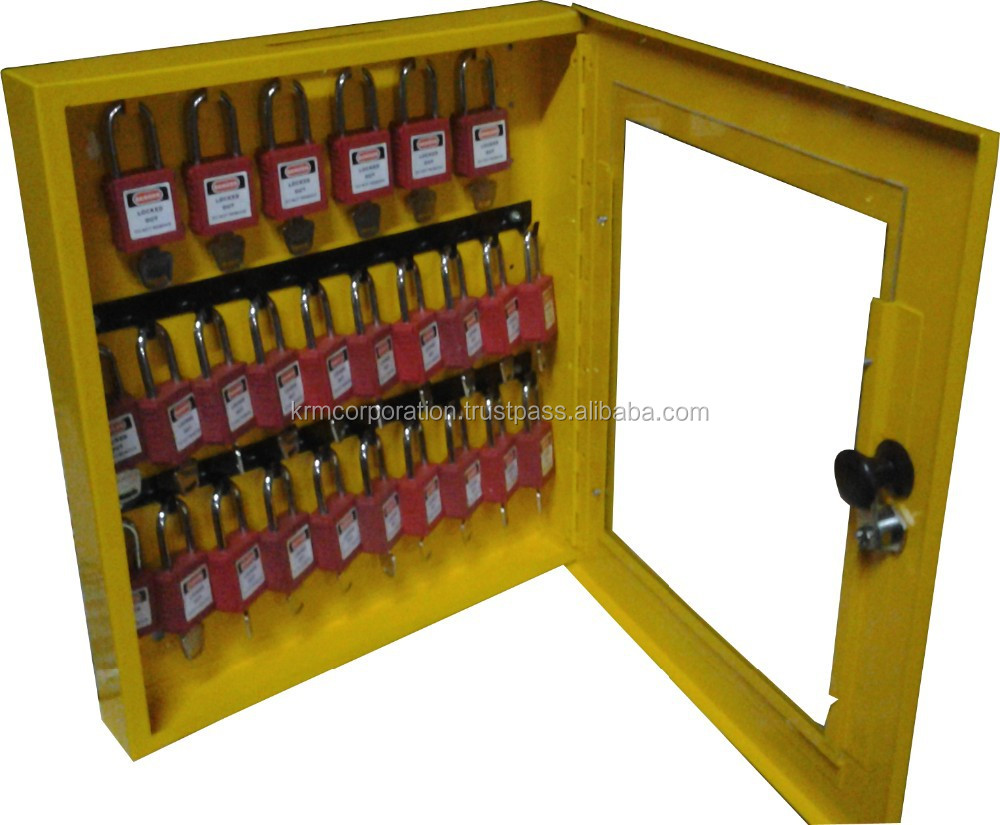 Lockout Padlock Cabinet - Buy Lockout Station Cabinet,Loto Boxes ...