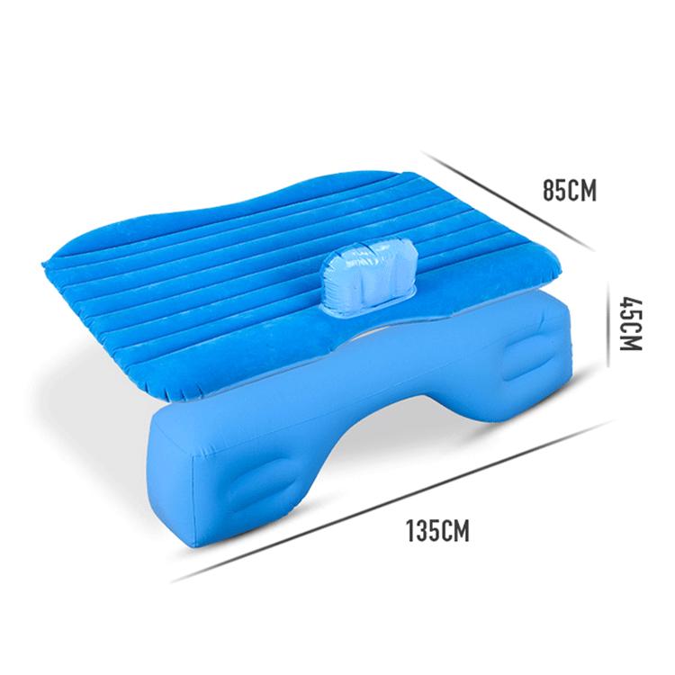 Hot Popular Car Seat Cushion non pvc inflatable 3d air mesh mattress topper