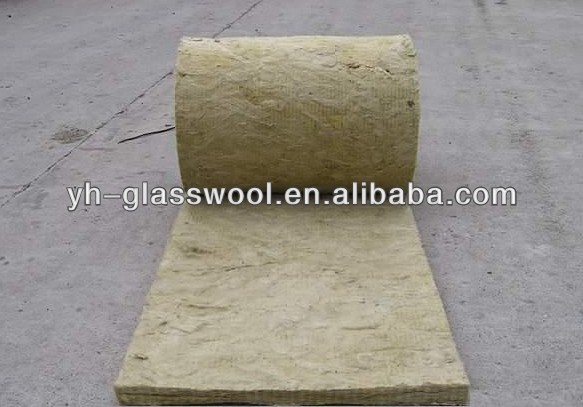 Rock Wool blanket fireproof insulation wall thermal insulation materials