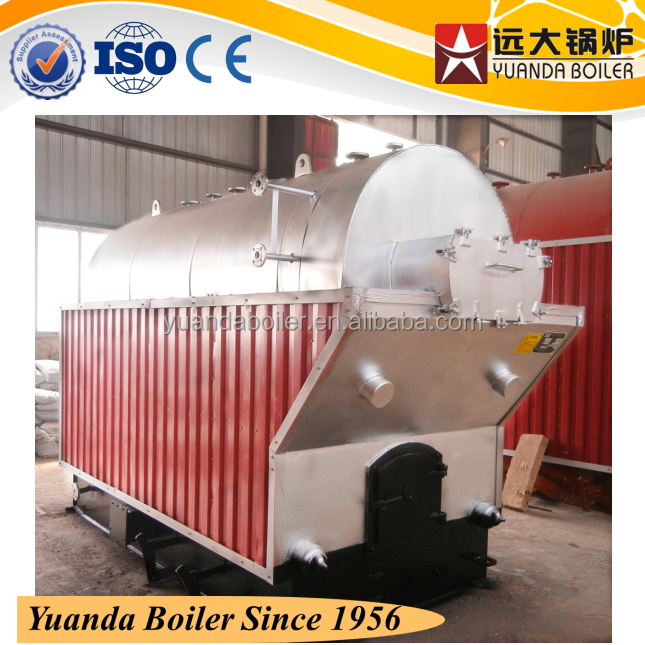 Running Stably Wood Shredded Wood Scrap Steam Evaporator Price