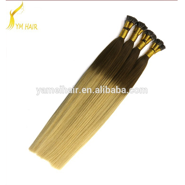 China Colored I Tip Indian Remi Hair Extensions Wholesale Alibaba