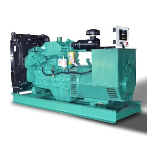 Hot promotion three phase 220kw 275 kva diesel generator price with 220v alternator