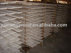 paulownia wood mouldings