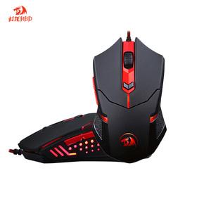 Gold-plated Connectors 6 Buttons Drivers USB Gaming Mouse