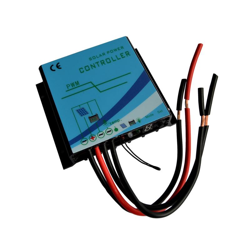 500w Mppt Wind Solar Hybrid Charger Controller 12v 24v 30a Wind ...