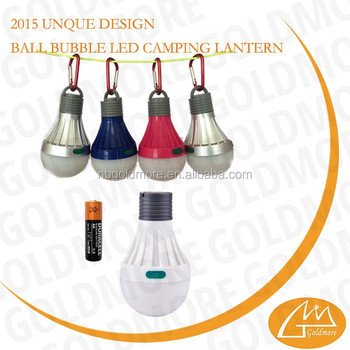 Best Smd Camping Bulb Lights,Small Led Camping Lanterns For Outdoor Tents  Hanging,Battery Operated Lanterns - Buy Led Bulb Camping Lights,Led Hook