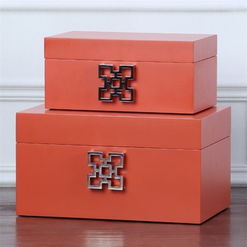 Chinese Style Household Decoration Metal Jewelry Boxes Buy Jewelry Magnificent Chinese Decorative Boxes
