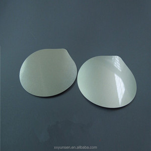 one piece PP/PE/PET aluminum induction foil cap seal liner designed to plastic/glass bottle