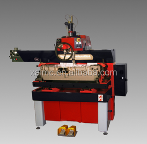 TL120XL valve seat cutting machine engine rebuilding High precision Valve  seat boring machine serdi model