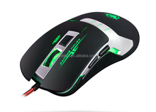2016 automatic switching led light usb 2400 dpi 6d gaming optical mouse with drivers