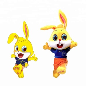 Ce Test Report Custom Plush Toy Clothing In Nice Workmanship