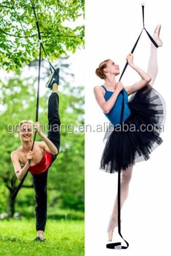 Bandes élastiques Equipement, accessoires Ballet Danse Stretch Band-étirement bande pour danseurs Cheer et gymnastique