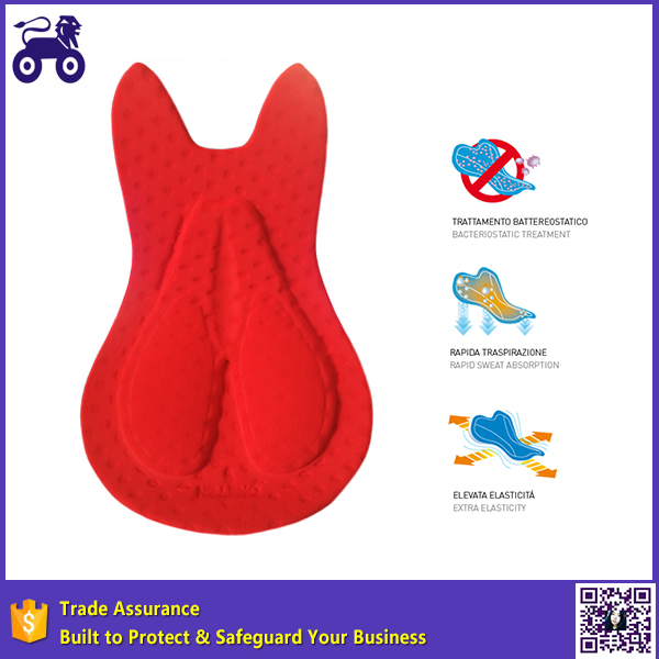 Wholesale Sportswear Cycling Chamois Pad For <strong>Specialized</strong> Biking Bib Shorts