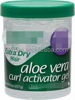 Aloe Vera Styling Gel, Extra Hold Styling Gel