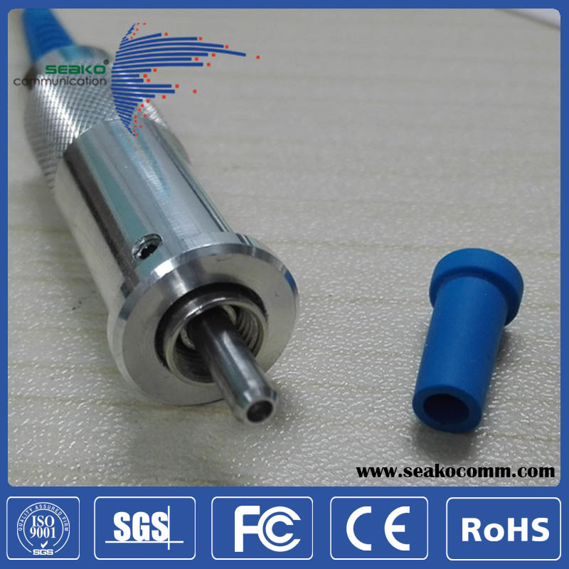 SMA905 fiber for Dental Diode Laser, Polyimide-coated Optical Fibers