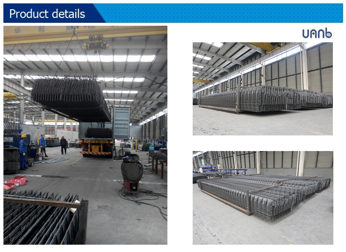 Promotional Prices 1m 12m Girder Length Steel Bar Truss Girder Lattice  Girder