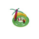 Fashion inflatable palm tree floating drink holder ice cooler