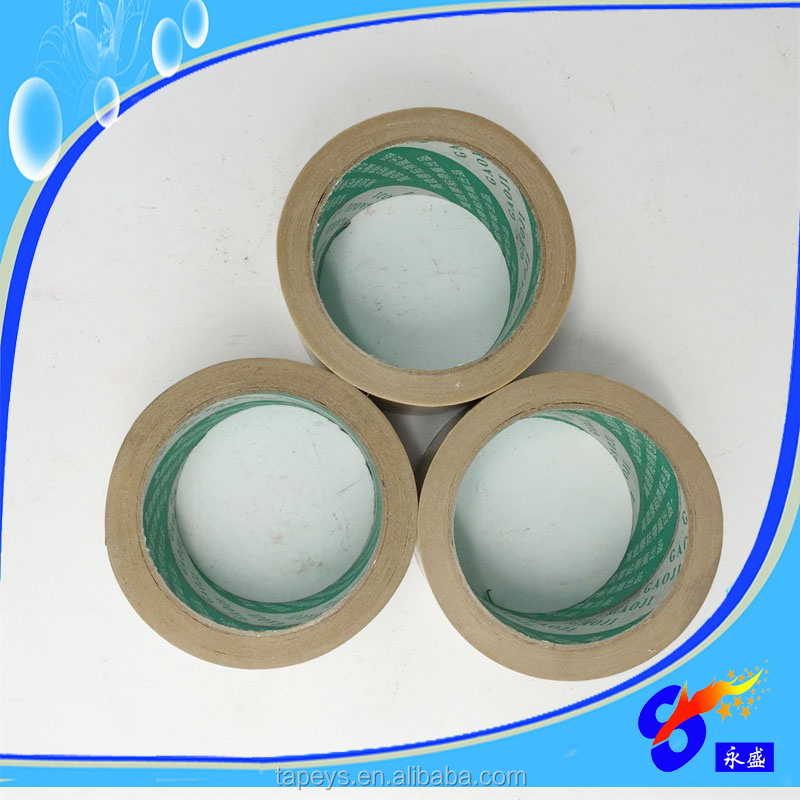 Self Adhesive Kraft Paper Gummed Tape With Packing Material