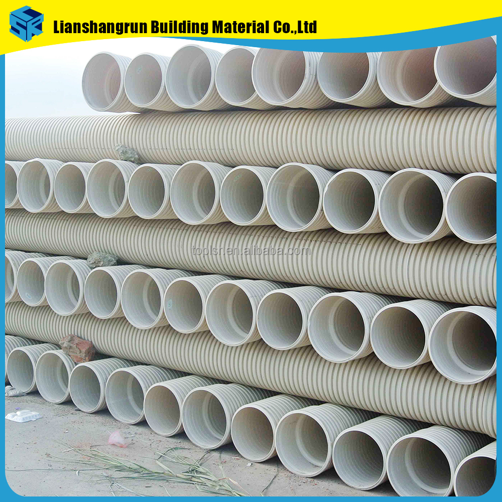 Cheap corrugated plastic drain pipe sizes find corrugated plastic - Plastic Underground Drainage Pipe Plastic Underground Drainage Pipe Suppliers And Manufacturers At Alibaba Com